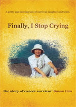 Finally, I Stop Crying - Self-Published Memoir